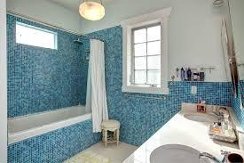 Blue Tiled Bathrooms Bath Infatuation Raynebonet
