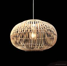 Design Hanglamp Van Bamboe Hout Store Without A Home