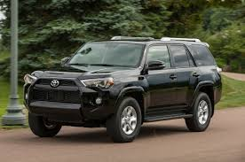 2015 Toyota 4Runner Reviews and Rating | Motor Trend