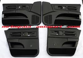 mr impalas auto parts oem parts for chevy impala ss caprice b body 94 96 impala ss door panel set refurbished black or 2 tone