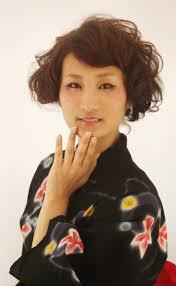 浴衣の最新髪型2013 田渕麻由子