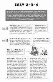 Cách áp dụng nếp sinh hoạt E.A.S.Y theo từng độ tuổi của bé