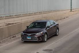 2018 Toyota Avalon: What's the Cost of a Fill-Up? | News | Cars.com