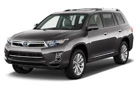 2013 Toyota Highlander Reviews and Rating | Motor Trend