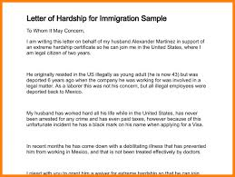 hardship sample letter 7 hardship letter sample for immigration plastic mouldings