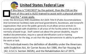 Service Animal Travel Achieved Service Animal Letter Pdsc