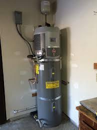 rheem heat pump water heater. Exellent Heater Photo Of Water Heater Pros  Fair Oaks CA United States Rheem Hybrid With Heat Pump E
