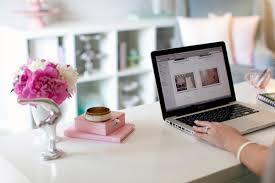 chic office space. 15 Chic Home Office Ideas And Inspiration - Kaelahbee.com Space M