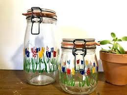 image 0 arc france glass bowls replacement lids fl jars set tulip
