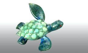 glass sea turtle glass sea turtle hanging ornaments glass sea turtle pendant glass sea turtle