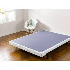 low profile king bed. Fine King Low Profile Queen Wooden Box Spring Intended King Bed B