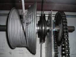 garage door cable drum