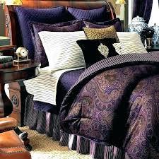 purple comforter sets king size bedding super