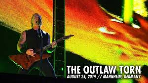 <b>Metallica: The</b> Outlaw Torn (Mannheim, Germany - August 25, 2019 ...