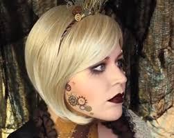 picture steunk cinderella makeup