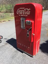 1950 Vendo 39 Coca Cola Vending Machine Mesmerizing 48'S VENDO 48 Coca Cola Machine 48 Cents Pick Upin Pa