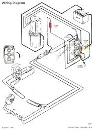 mercruiser wiring diagram wiring diagram power trim wiring diagram mercruiser images