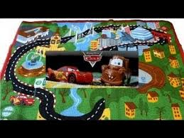 disney pixar cars game rug stop motion animation cars lightning mcqueen and mater