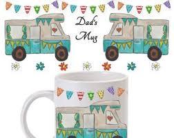 cervan mug cervan gift ceramic mug motorhome mug motorhome gift personalised mug mums mug dads mug any wording