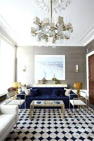 velvet living room furniture a deep navy blue sofa with an edge i love the composition