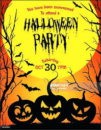 Word Halloween Templates Free Halloween Templates For Word Awesome Invitation Templates Free