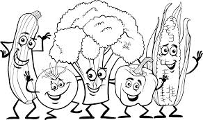 Food Pyramid Coloring Page Food Pyramid With Healthy And Fresh Food
