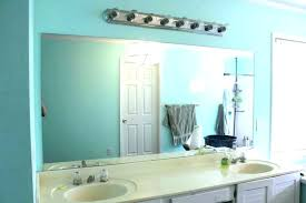 wall mirrors no frame full length mirror without repainting ideas mirro