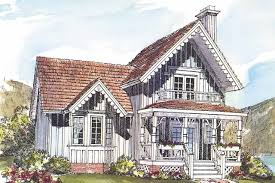Victorian House Plans  Pearson 42013  Associated DesignsVictorian Cottage Plans