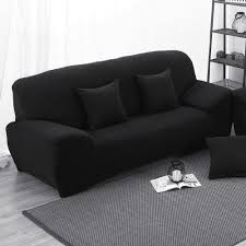 black couch slipcovers. Perfect Black Couch Recliner Covers  Sofa Slipcovers Cheap For Reclining  Black