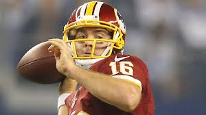Colt McCoy shoved out of interview by ...