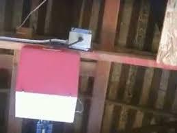 Image Repair Genie Garage Door Opener Screw Drive 12hp Youtube Genie Garage Door Opener Screw Drive 12hp Youtube