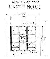 martin house plans. Fine Plans Print A Free Swiss Chalet Purple Martin House Design Intended Plans I