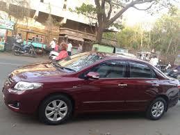 Used 2008 toyota corolla altis Car for Sale in Kolhapur- (Id ...