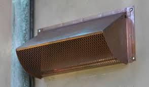 exterior vent covers. quality copper range hood wall vent exterior covers