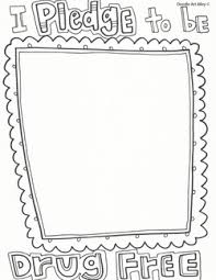 Red Ribbon Color Pages Red Ribbon Week Coloring Pages And Printables Classroom