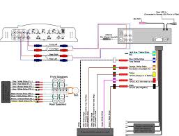 wiring diagram for car amplifier and subwoofer zookastar com wiring diagram for car amplifier and subwoofer simple 4 channel amp wiring diagram at 4ch wiring