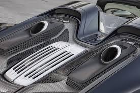 porsche engine bay decals location 113 the 887 hp porsche 918 is the engine of the sport series exposed to weather mclaren life