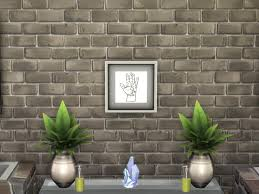 Download Palm Chart Framed Palm Reading Chart Sims 4 Mod Download Free