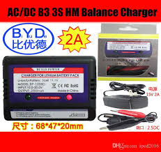 imax ac dc b3 3s lipo battry balance charger aeromodelling charger for diy quadcopter mini drone zmr250 qav250 battery charger plug charger 5v from iped2016