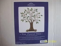 Hallmark Family Tree Photo Display Stand HALLMARK FAMILY TREE KEEPSAKE ORNAMENT DISPLAY STAND Antique 43