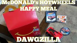 mcdonalds hotwheels happy meal dawgzilla mcdonalds hotwheels happy meal 127839 dawgzilla