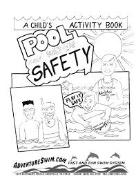 New Coloring Page Playground Safety Pages Safe Kids Are And - glum.me