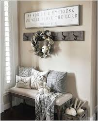 to decorate your entryway wall