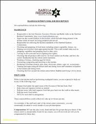 Restaurant Manager Responsibilities Resume New Job Description A Cna