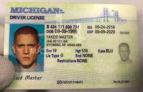 Id-chief Maker Hologram Michigan Id Fake