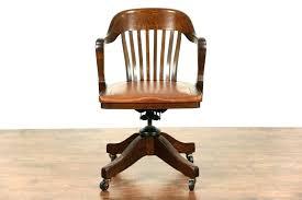 mission solid oak swivel desk chair desk swivel desk chair mission style solid vintage wood white mission solid oak desk chair cushions