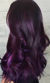Shades Of Purple Colour Chart 13 Burgundy Hair Color Shades For Indian Skin Tones
