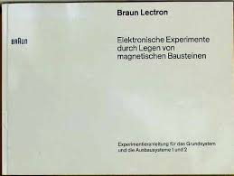lectron info the ultimate lectron information resource and another item that braun through deutsche lectron unfortunately eliminated from the 8000 8300 series likely to save costs was the very helpful full