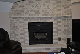 Cheap Fireplace Makeover Ideas How To Update A Fireplace For Cheap Renovate A Fireplace On Tight