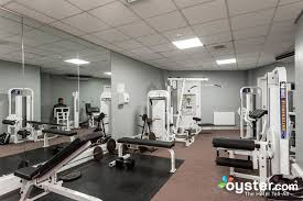 waves health and fitness center at the coppid beech hotel